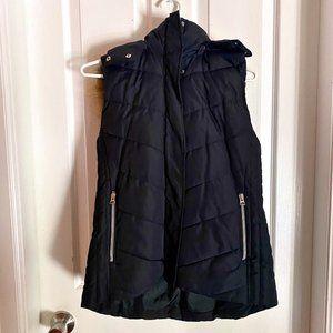 H&M hooded puffer vest